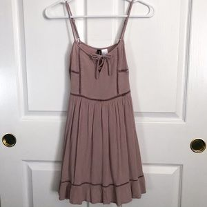 Pink/Mauve Dress H&M size 2